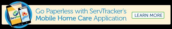 ServTracker Homecare App