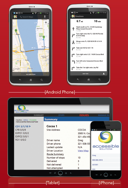 Accessible Solutions Mobile Meals App
