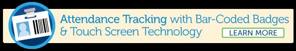 ServTracker Bar Code and Touchscreen Technology